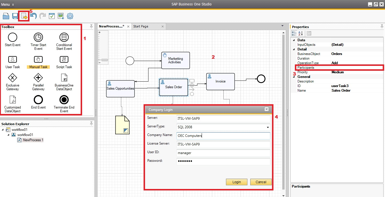 all about workflow in sap business one 9 0