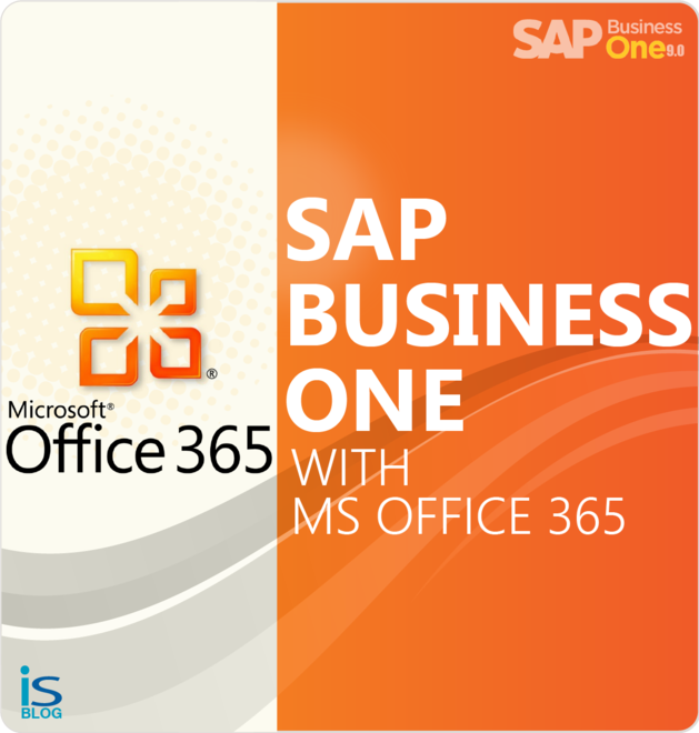 SAP B1 9.0 with Office 365