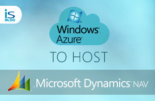 Dynamics NAV 2013 on Windows Azure Cloud