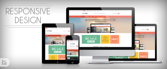 Responsive Design or Mobile Theme in eCommerce