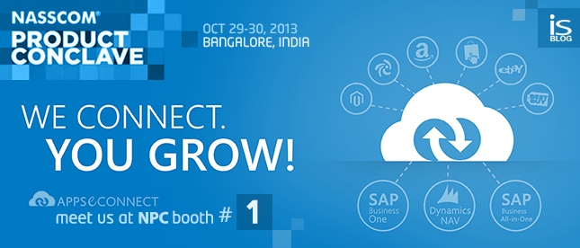 Meet us at NASSCOM Product Conclave 2013
